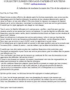 lettre - BM 3 juin